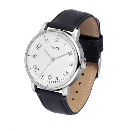 WatchTracker - leather BK